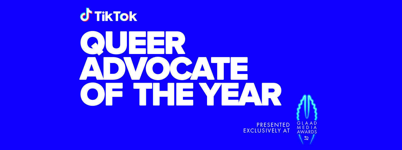 TikTok Queer Advocate of the Year